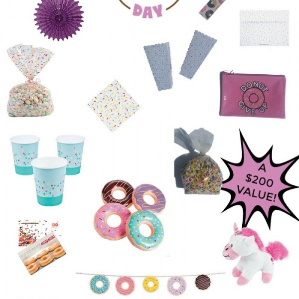 National Doughnut Day Giveaway!!