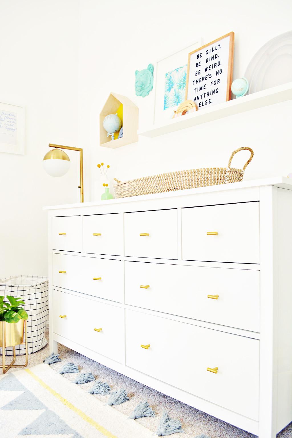 Pastel Gender Neutral Nursery