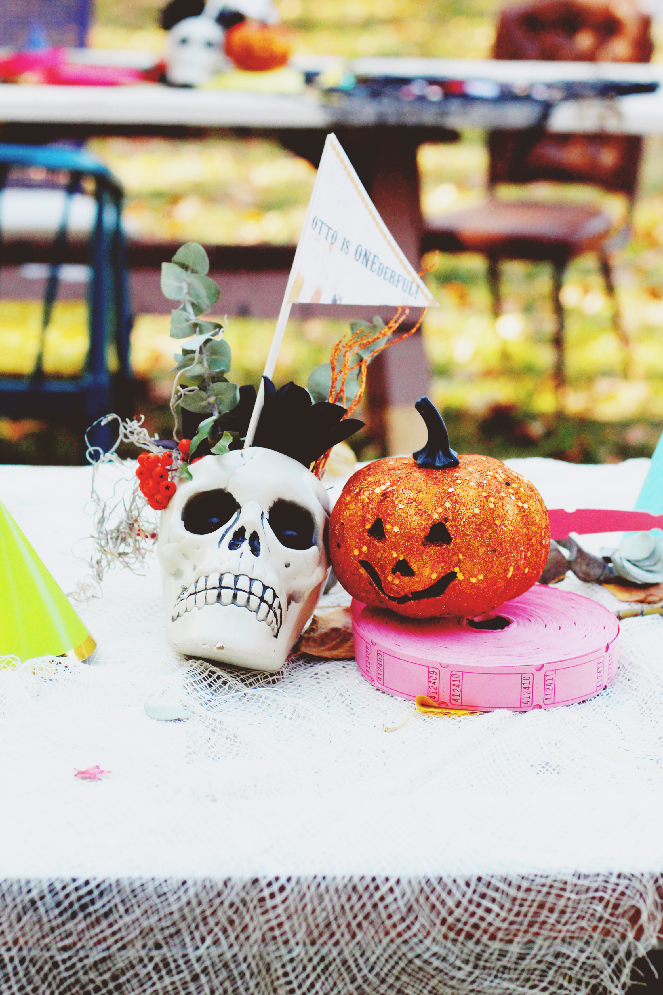 otto s onederful halloween carnival birthday party a joyful riot