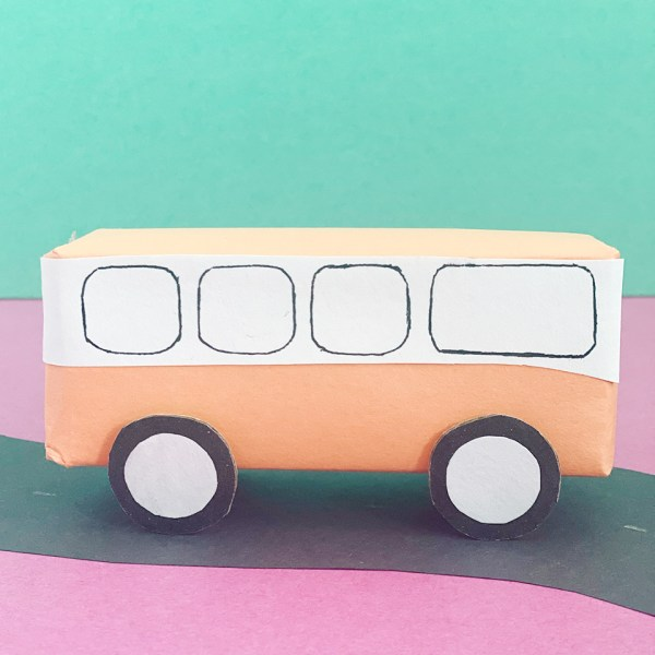 Juice Box VW Van