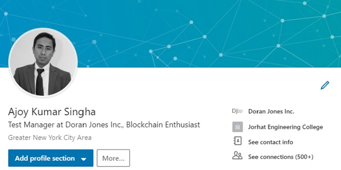 Using LinkedIn Effectively for a Career Change - AjoySingha com