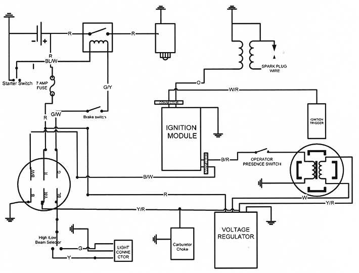 kazuma wiring schematic