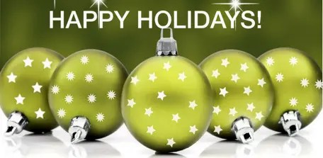 Happy Holidays from A.J. Rhem & Associates!