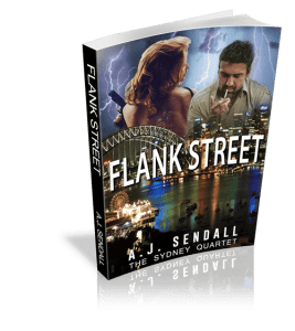 Flank Street – The Sydney Quartet: Book Two