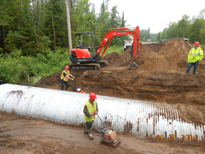 County culvert replacement pic 4