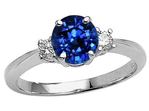Colored Gemstone Engagement Rings At AJS Gems