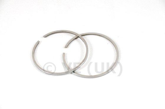 Malossi Piston Ring Set 47.4MM (YM354501-4)
