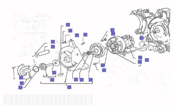 Gilera Runner 200 VXR Flywheel Magneto