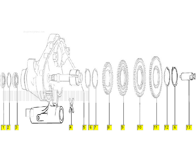 LML STAR DELUXE 125 Euro I Disc Brake Electric Start AOM