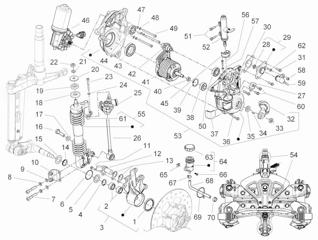 Piaggio Mp3 Parts Catalog