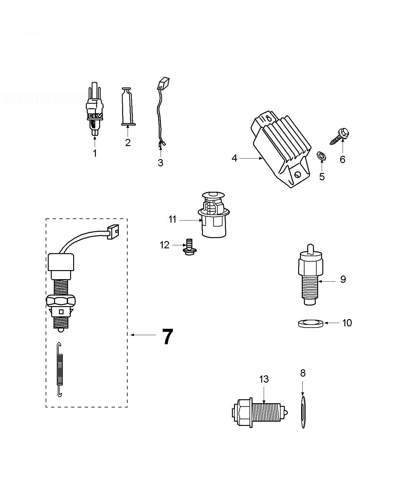 Peugeot Xps T Electric Equipment