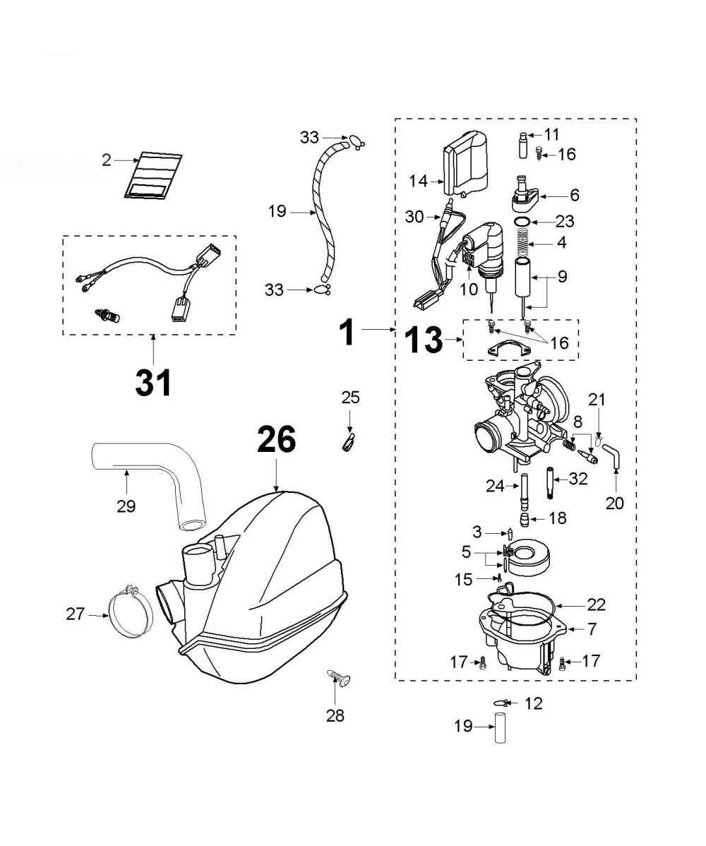 medium resolution of peugeot ludix snake wiring diagram