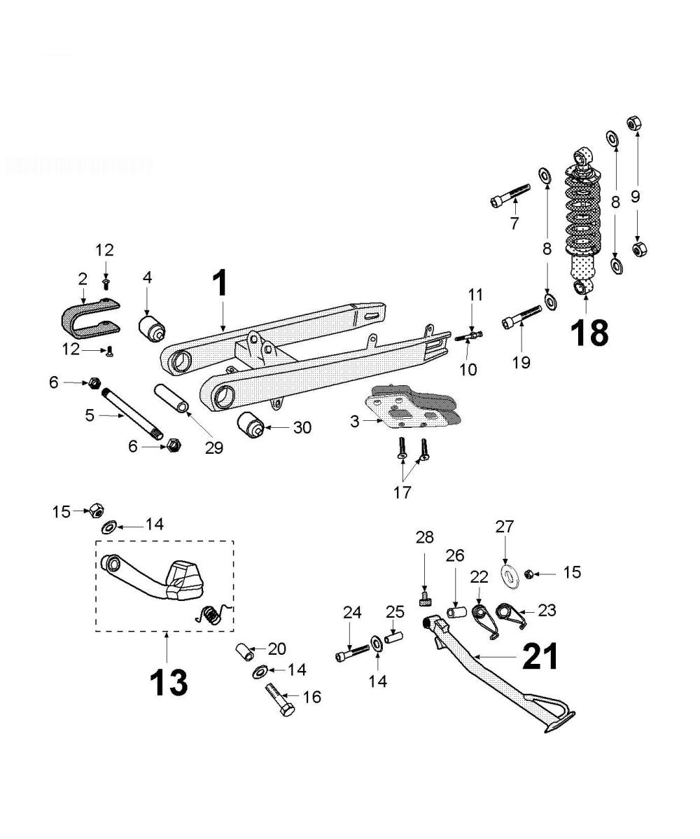 medium resolution of  peugeot xps 125 cti suspension stand on troubleshooting diagrams electronic circuit diagrams