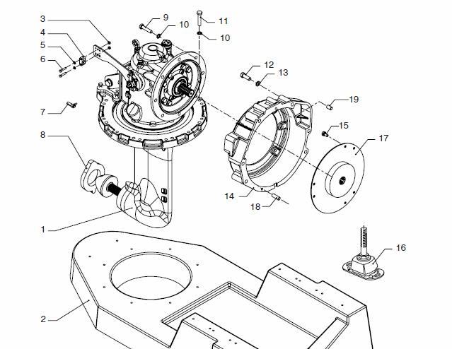 VETUS M3.28 Marine Diesel Engine Technodrive SP60 Insulated