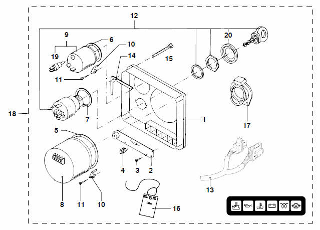 Vetus Engine Wiring Diagram