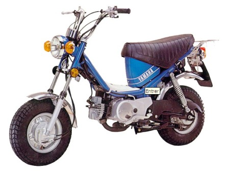 headlight switch motorcycle wiring diagram for central air conditioner yamaha lb50 chappy spare parts 1978-1984