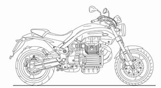 Moto Guzzi 1100 Griso V Ie Spare Parts 2005-08