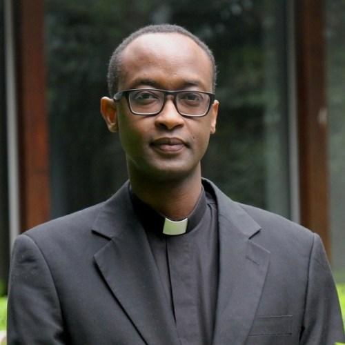 Fr. Paul Kalenzi, SJ