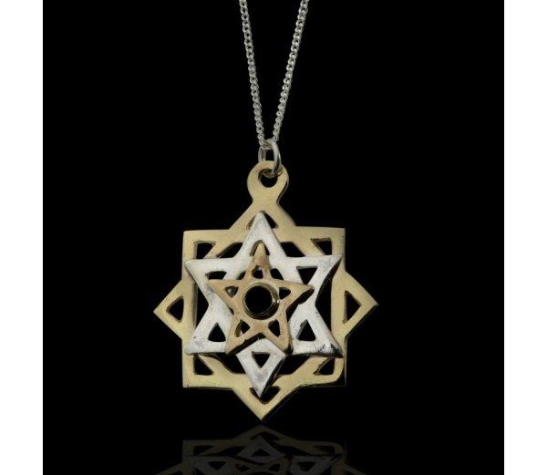Tikun Hava Necklace With Chrysoberyl Haari Jewelry