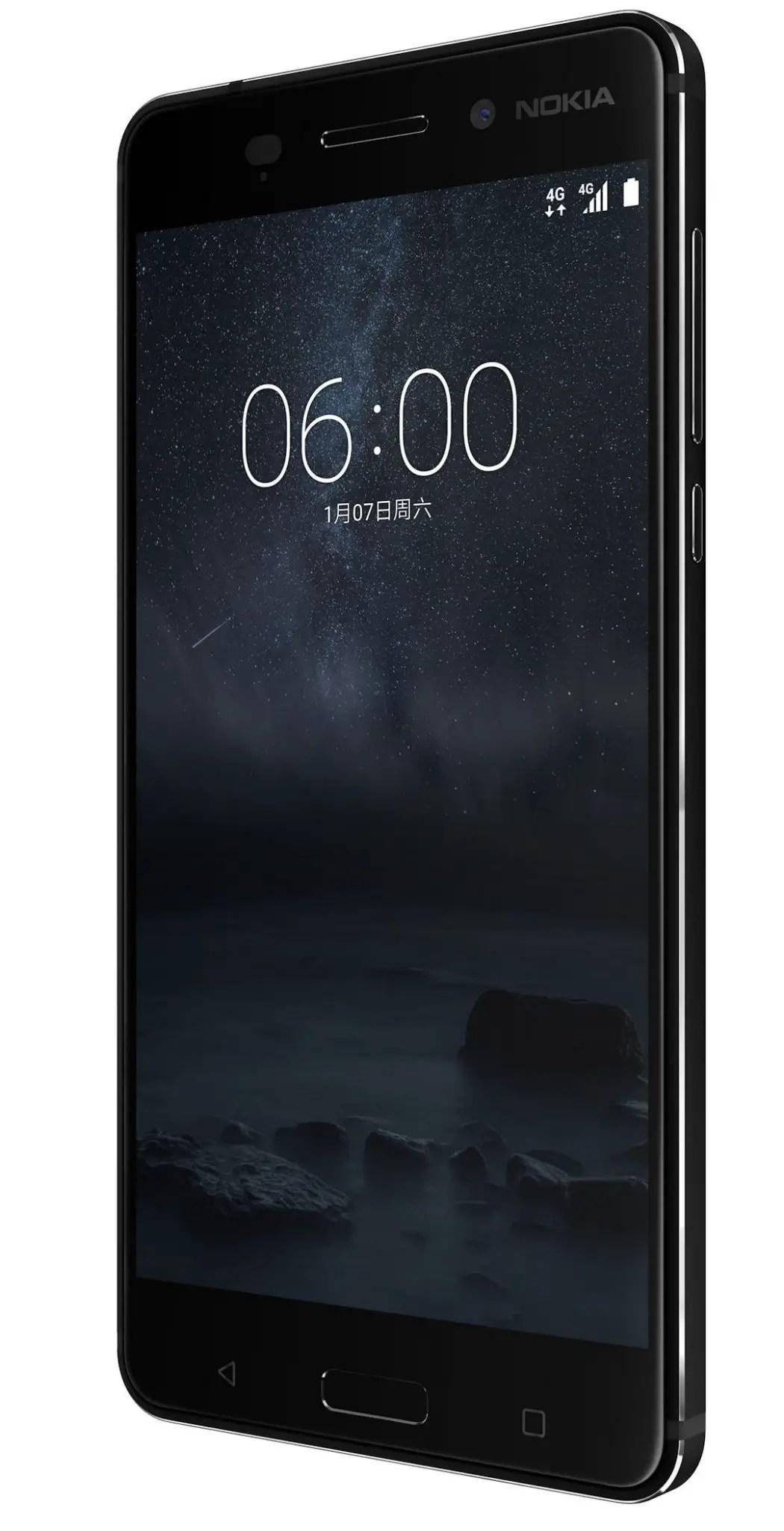 Nokia 6 é oficial. tem 4GB de RAM. processador de 8 núcleos e marca o retorno da fabricante ao Android