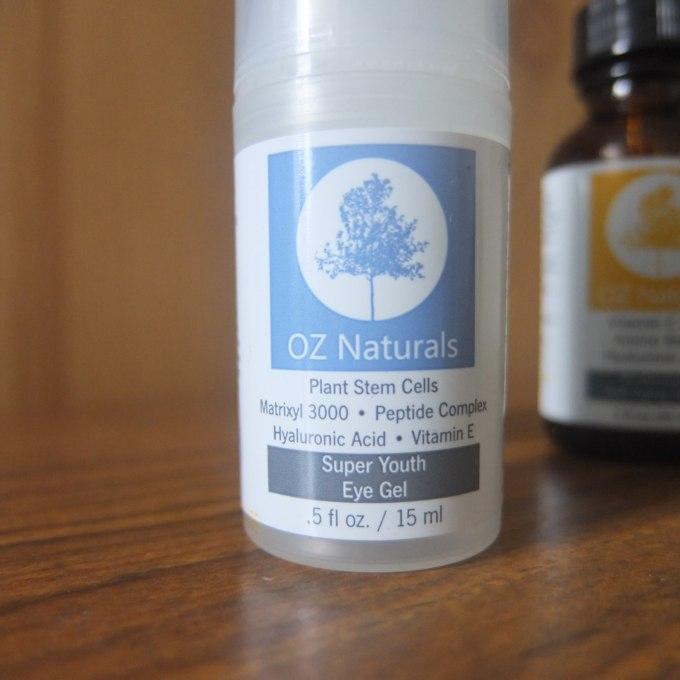 OZ Naturals - The BEST Eye Gel