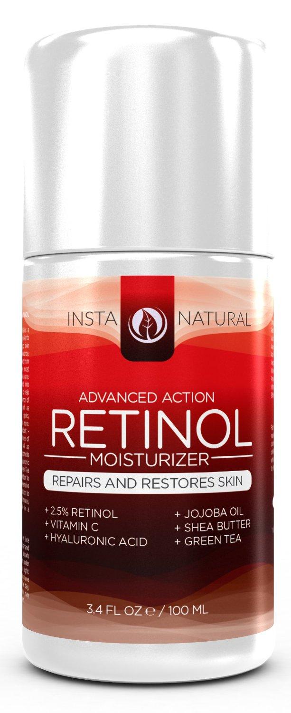 Insta Natural ~ Retinol Cream Review ⋆ A July Dreamer