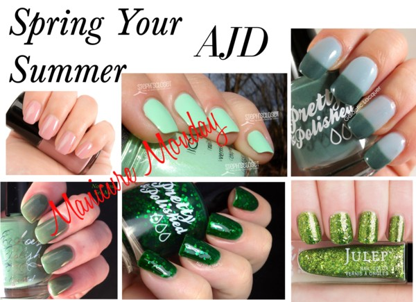 Manicure Monday ~ Spring your Summer