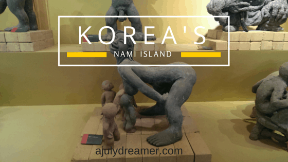 {TRAVEL} Namiseom Island  ~ Korea (Part 2)