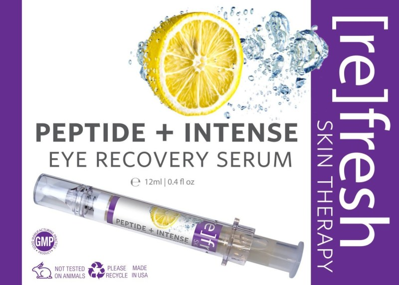 {Beauty} Refresh Eye Recovery Serum ~ Review