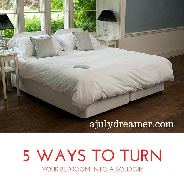 5 ways to turn