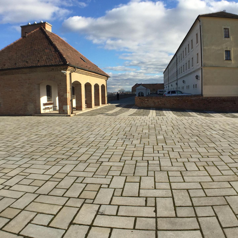 Spilberk Castel Brno