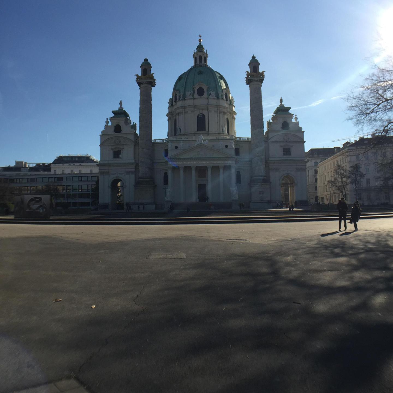 Christkindlmarkt Karlskirche