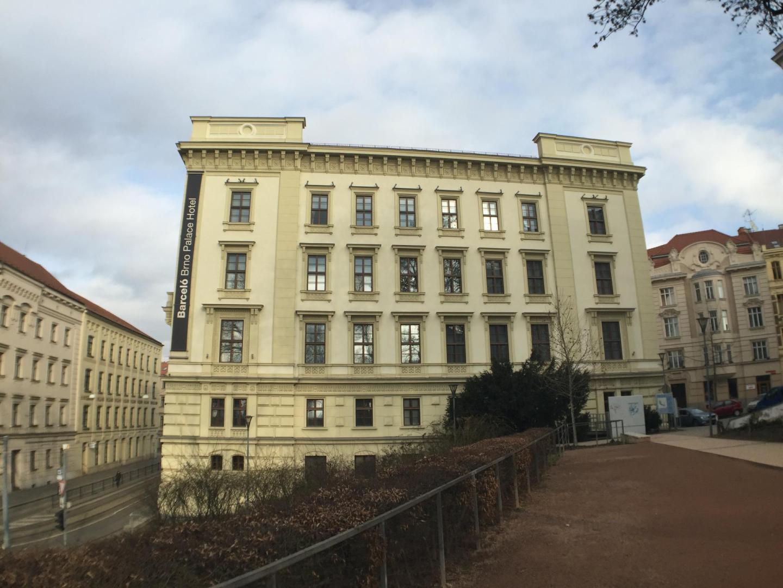 Brno Palace