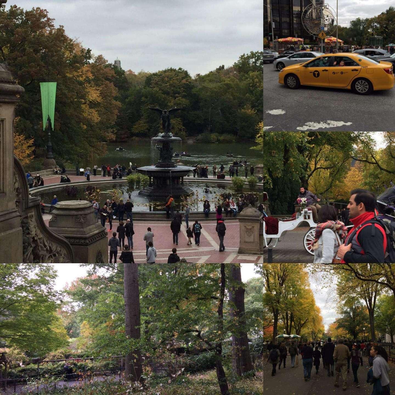 New york grand central park