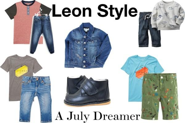 {Fashion Monday} Leon Style