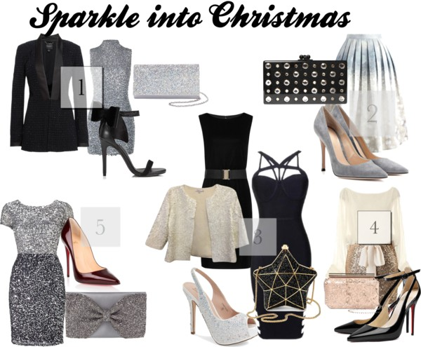 sparkle into christmas