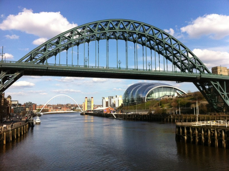 Finding associations to famous people in the North East