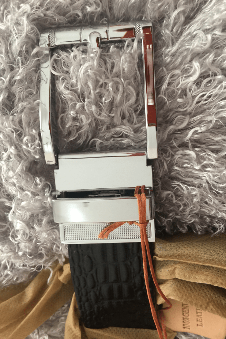 Kinzd Leather Belts