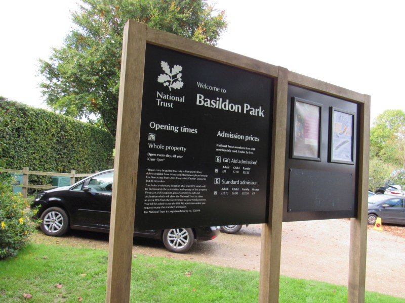 Local Adventure: Basildon Park #localtourist