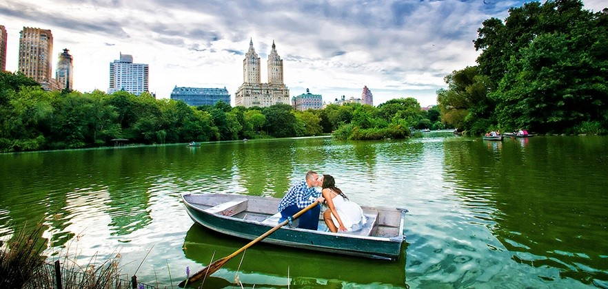top places to pop the question