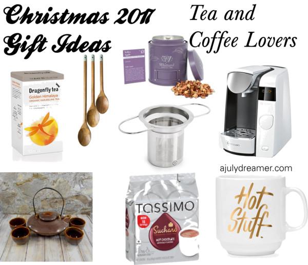 tea and coffee lovers