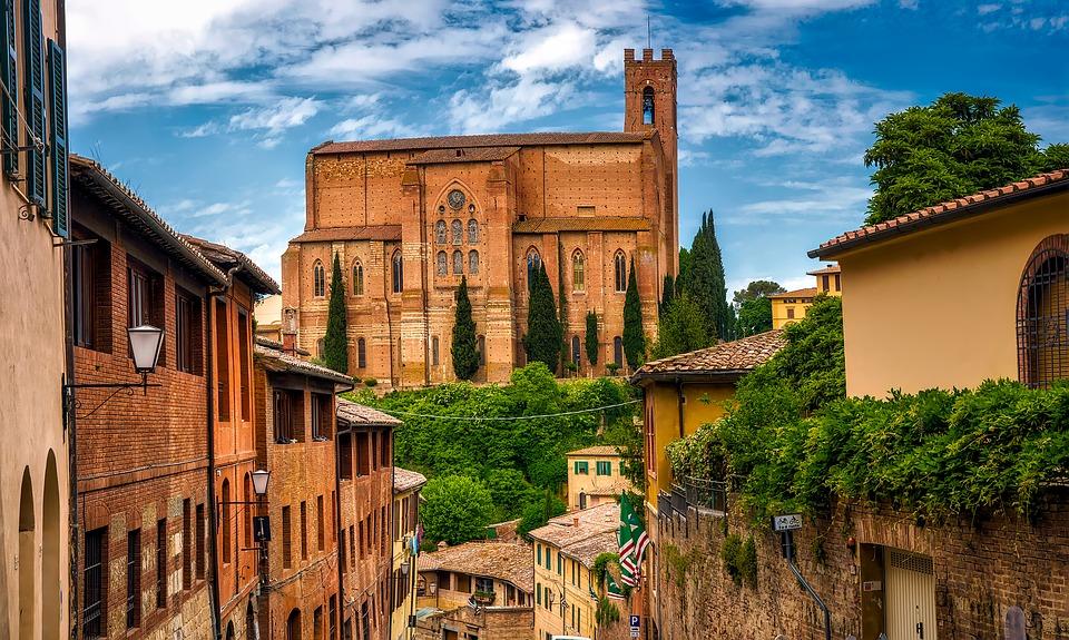 Siena - Tuscany Italy