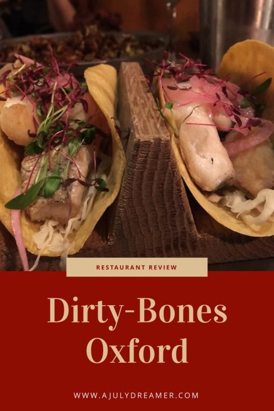 Dirty-Bones Oxford