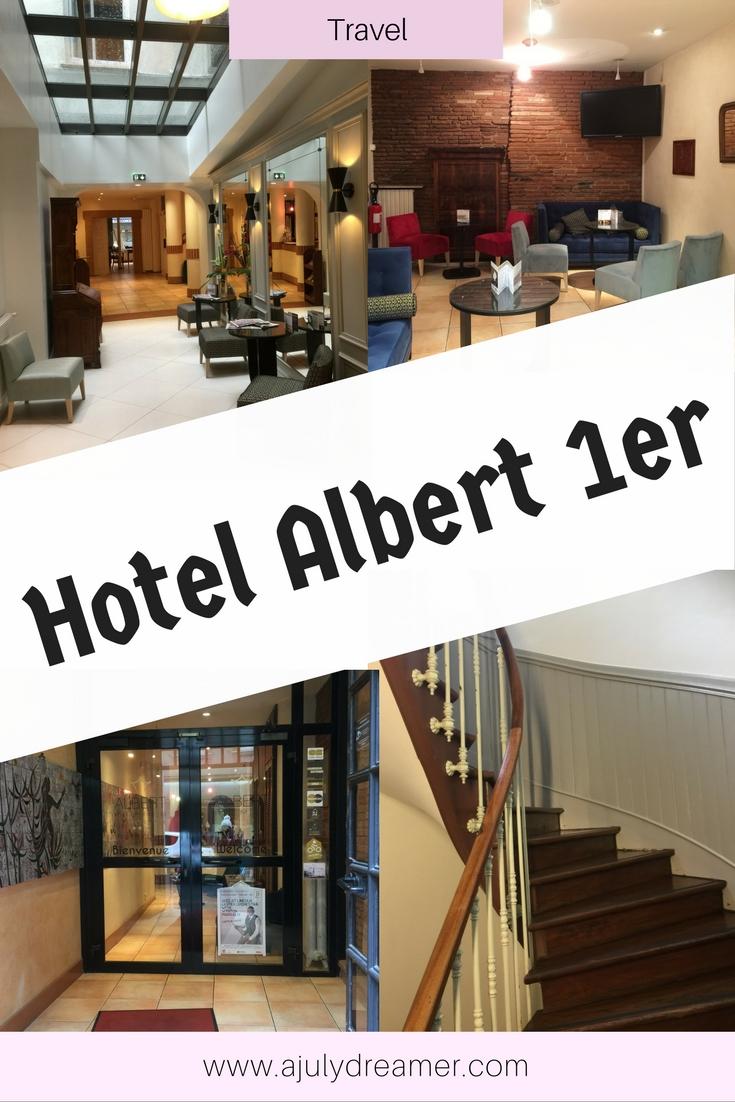 Hotel Albert 1er