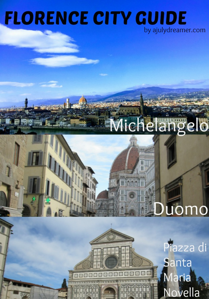 Florence Italy - city guide