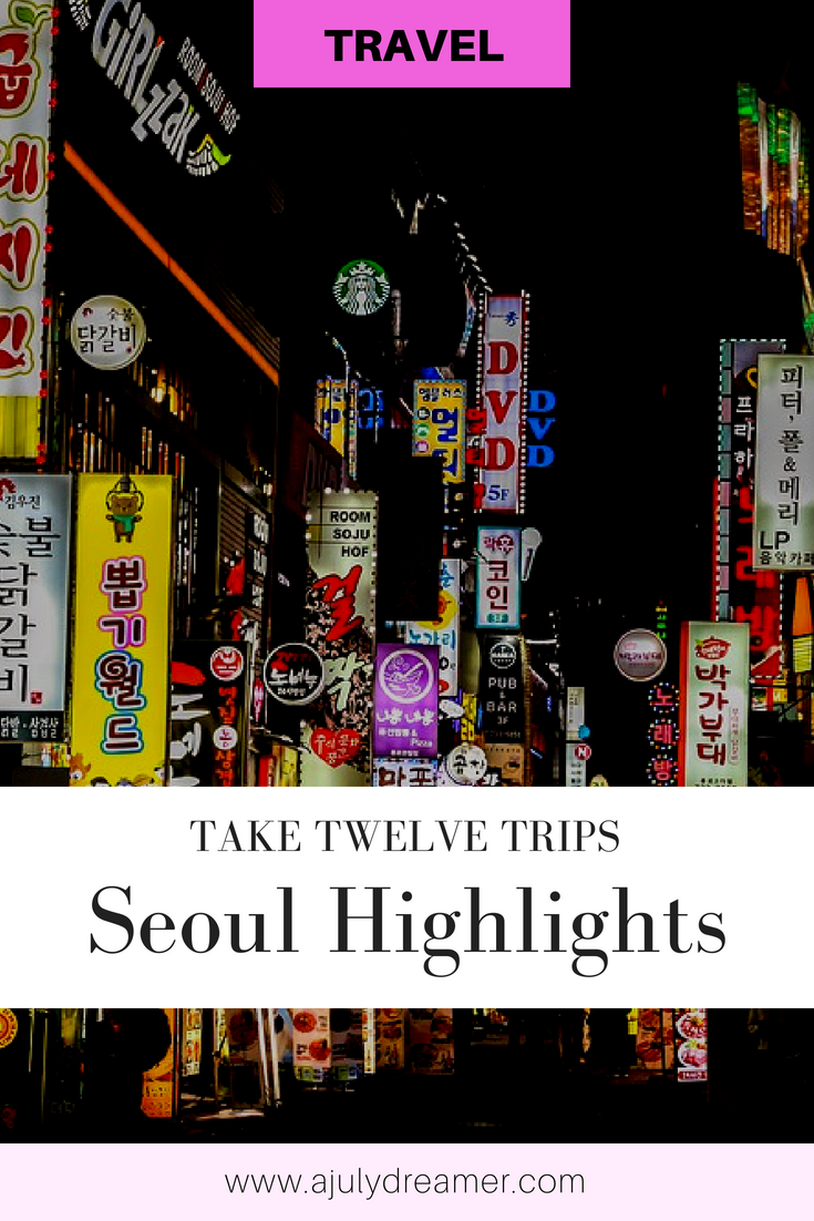 SEOUL HIGHLIGHTS