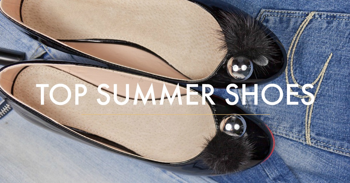 summer shoe trends