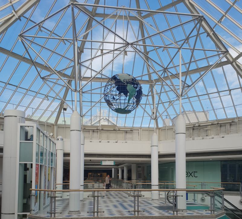 Spend a Day in Sutton St. Nicholas Shopping Centre