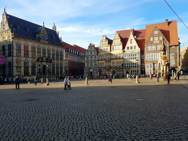 Bremen in Autumn