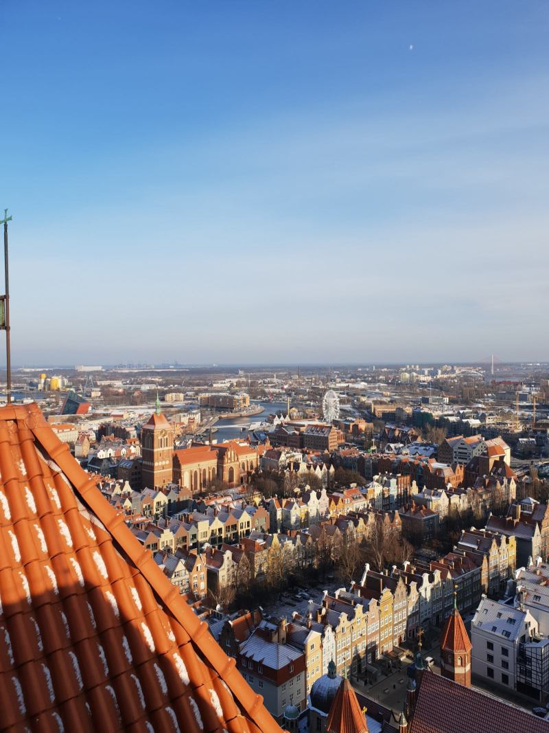Gallivanting in Gdansk Poland & Where to Stay